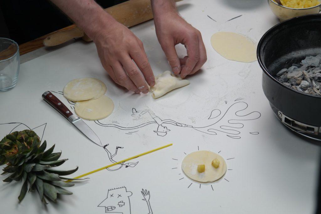 Ananasflappen-koken-BBQ-recept