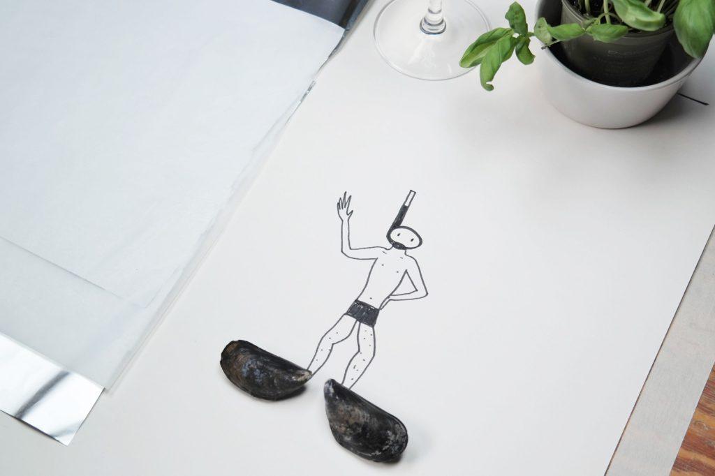 mosselen-papillot-illustratie.