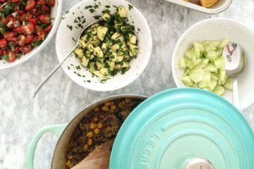 salsa & kookpot