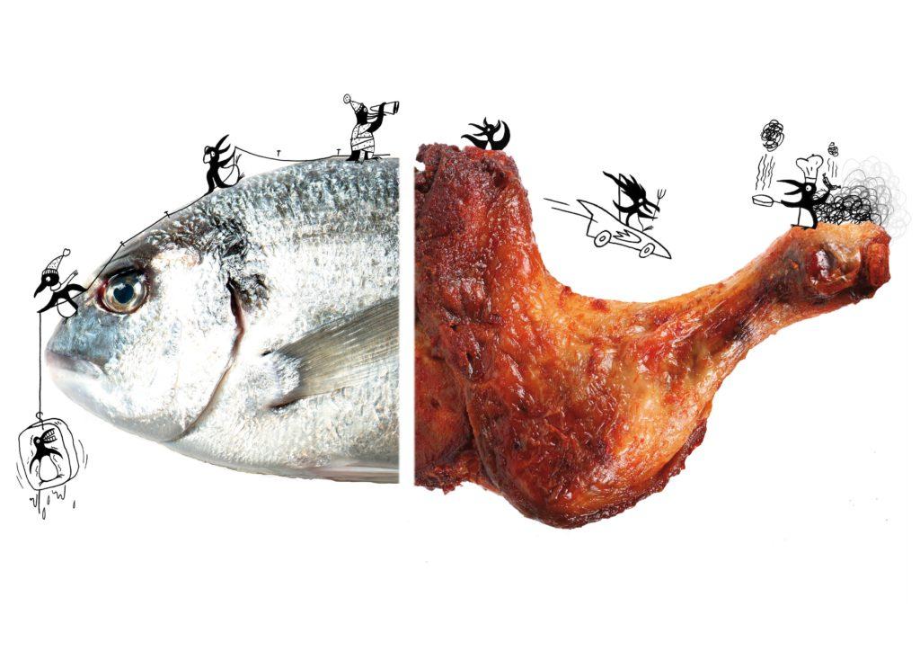 vlees-vis-veilig-ontdooien